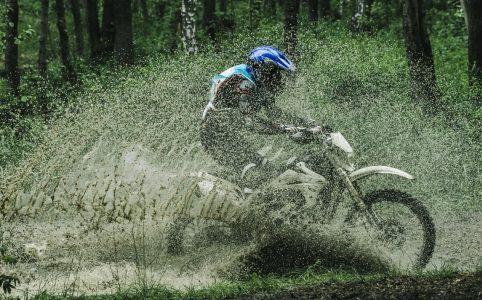 Motocross dekalkit