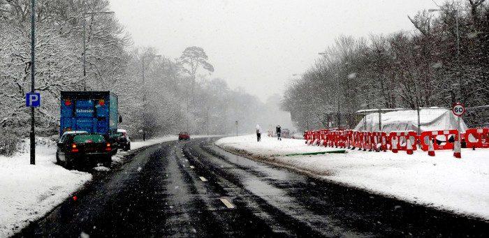 Vinterväglag